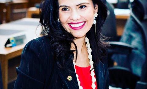 Deputada Grazielle Machado agora é cidadã Bonitense
