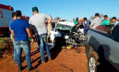 Mãe de criança morta em acidente na BR-262 passou por cirurgia e estado é grave