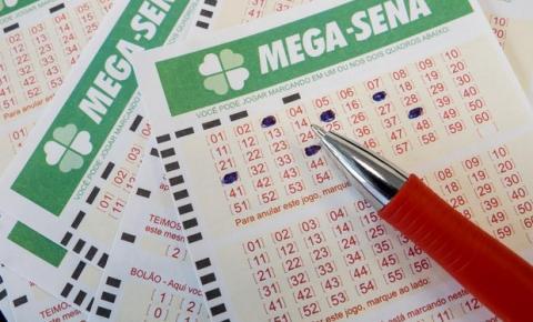 Mega-Sena acumula pela 9ª vez seguida e pagará R$ 72 mi