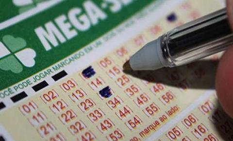 Mega-Sena acumula e pode pagar R$ 6 milhões nesta quarta