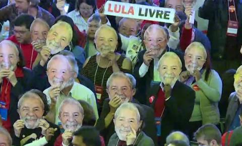 Lula, Alckmin, Marina e Alvaro Dias são oficializados candidatos à Presidência