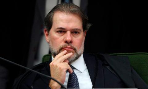 Dias Toffoli é eleito presidente do Supremo com mandato até 202