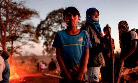 Novo conflito entre indígenas e fazendeiros gera clima de tensão em Caarapó