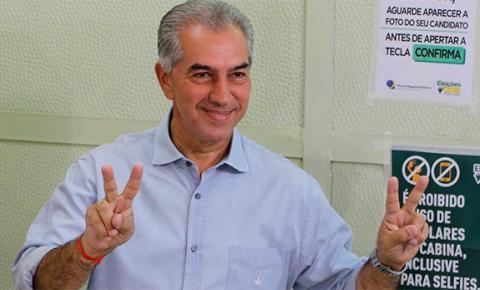 Mais votado em Fátima do Sul com 57,91%, Reinaldo Azambuja é reeleito governador de Mato Grosso do Sul