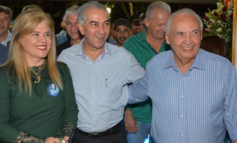 Prefeita de Fátima do Sul ressalta a importância da reeleição de Reinaldo Azambuja