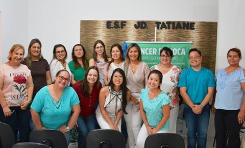 Fátima do Sul sedia curso de Diagnóstico Precoce em Câncer Bucal