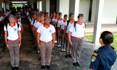 Colégio da PM sai do papel e será instalado em 2 cidades de MS