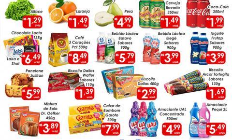 INFORME PUBLICITÁRIO: Super Ofertão do Mercado Julifran de Fátima do Sul