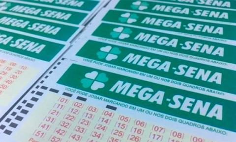 Mega-Sena acumula e pode pagar R$ 10 milhões na próxima terça-feira