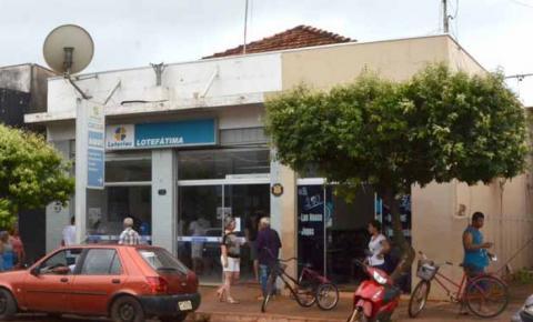 Bandidos armados assaltam dono de lotérica e levam malote com dinheiro em Fátima do Sul