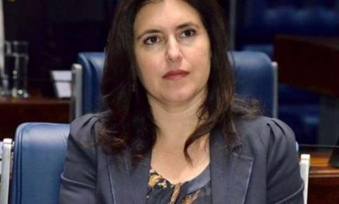 Simone Tebet: surge a candidatura que pode derrotar Renan Calheiros na presidência do Senado