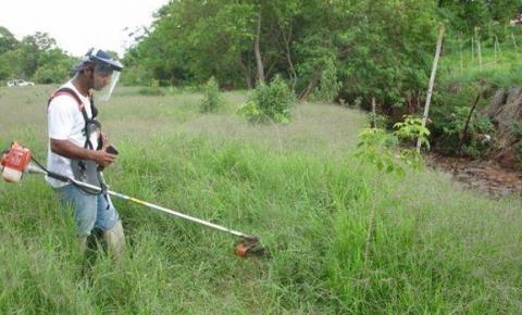 Prefeitura de Fátima do Sul notifica donos de terrenos baldios para limpar imóveis em 30 dias