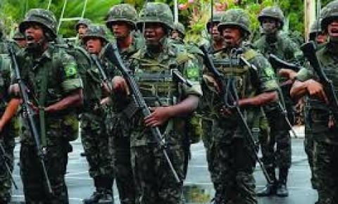 Exército abre concurso para 1,1 mil vagas de formação de sargentos