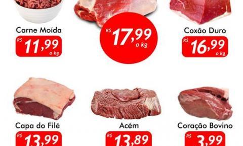 Confira as ofertas da Quinta Filé imperdível no Mercado Julifran em Fátima do Sul