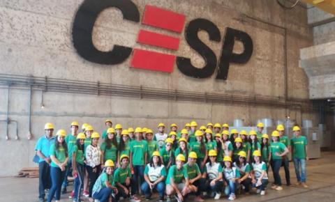 CULTURAMA: Estudantes da Escola Jonas Belarmino visitam usina hidrelétrica Sérgio Motta em Rosana-SP