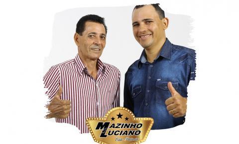Mazinho e Luciano, dupla que nasceu em Fátima do Sul, lança novo CD no domingo em Dourados