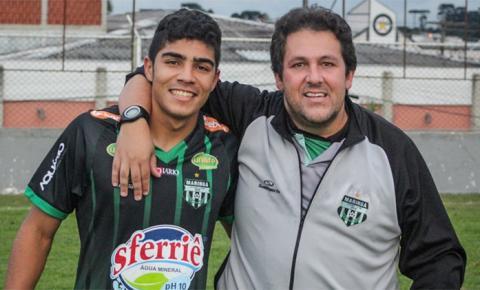 Fátimassulense Júnior Prego reedita parceria e se apresenta no Água Santa para disputa da Copa Paulista