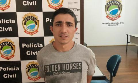Polícia prende 'Gibi', apontado como líder do PCC em Fátima do Sul e outros 4 municípios da região