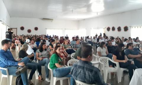 Profissionais da Saúde de Fátima do Sul recebem capacitação