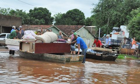 Atendendo a Prefeita Ilda Machado, DNIT vai executar obras de drenagem na MS-376, na Vila dos Navegantes