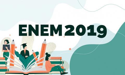 Local de prova do Enem será divulgado a partir do dia 16
