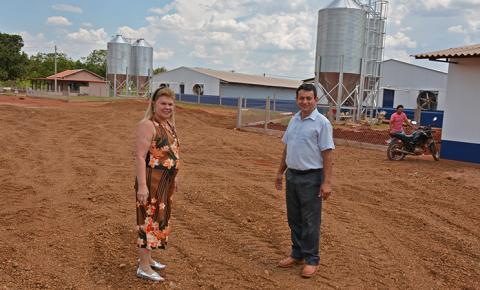 Prefeitura de Fátima do Sul incentiva a diversificação na produção que garante renda e emprego na área rural