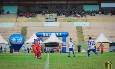 Antônio João, Campo Grande, Dois Irmãos e Bela Vista disputam semifinal e final da Copa Assomasul