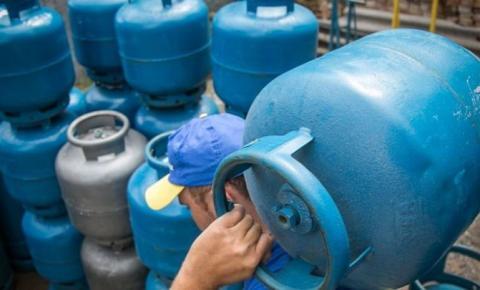 Gás é reajustado pela Petrobras e preço pode ultrapassar R$ 100 em MS