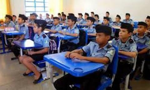 Ministério anuncia escolas cívico-militares na Capital e em Corumbá