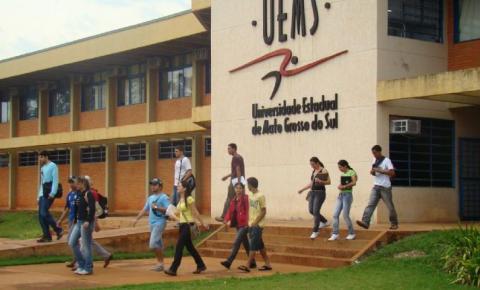 Concurso: UEMS abre vagas para professores em Cassilândia e Dourados