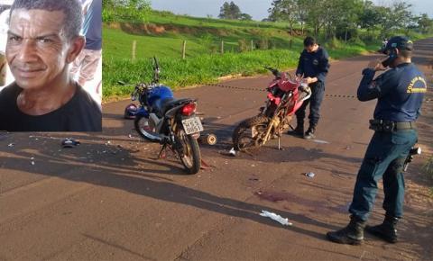 Motociclista morre em acidente entre duas motos na MS-147 no Distrito de Culturama