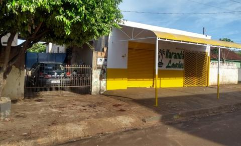 FIM DE SEMANA VIOLENTO: Dono de bar é esfaqueado no domingo e jovem morto no sábado em Fátima do Sul