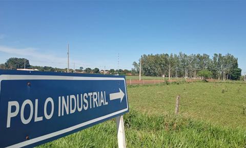 Prefeitura leva água e energia de alta tensão ao Polo Industrial de Fátima do Sul