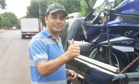 Policial Militar Sandrino Ricardo morador em Fátima do Sul morre vítima de AVC
