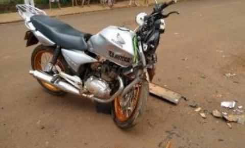 Motociclista morre no hospital 4 dias após bater de frente com veículo em Dourados
