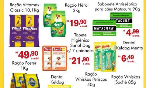 Confira as ofertas da semana e da Terça Animal do Mercado Julifran de Fátima do Sul