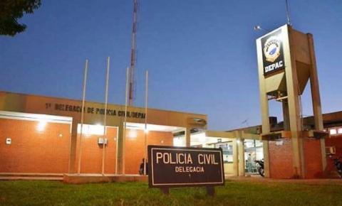 Homem aluga caminhonete, vende no Paraguai e vai preso ao tentar registrar B.O