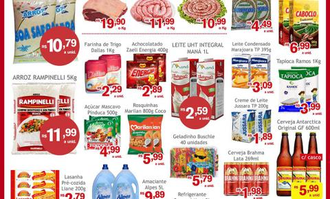 Confira as ofertas da semana do Mercado Julifran de Fátima do Sul