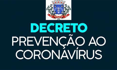 Prefeitura de Fátima do Sul baixa Decreto com medidas de combate ao Coronavírus que engloba interrupção das aulas