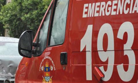 Incêndio destrói parcialmente Kit-Net, na Cohab em Fátima do Sul