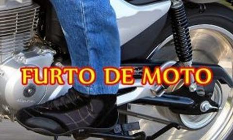 DEU RUIM: Homem tem moto furtado enquanto pescava no Rio Dourados, região de Culturama