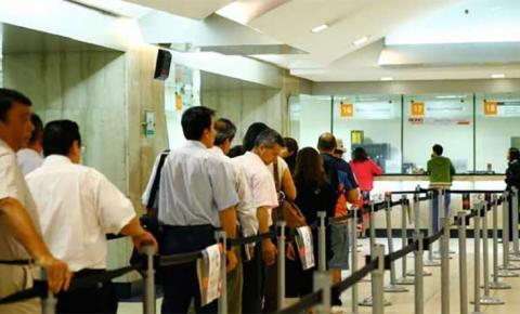Governo estadual antecipa pagamento e salários começam a ser liberados dia 31