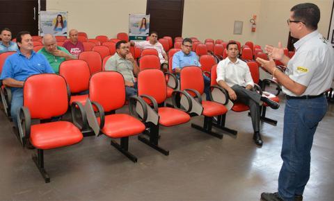 Acifas discute flexibilização para funcionamento do comércio de Jateí, Vicentina e Fátima do Sul