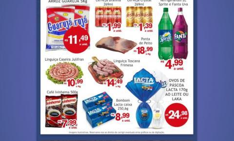 Confira as ofertas do Sabadão da Economiia, do Mercado Julifraan em Fátima do Sul