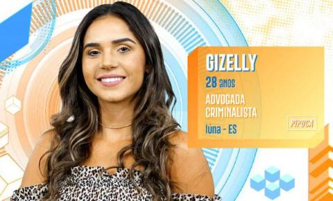 'BBB 20': Gizelly é eliminada do 'Big Brother' com 54,79% dos votos