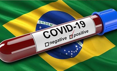Brasil registra mais de 31 mil mortes por covid-19