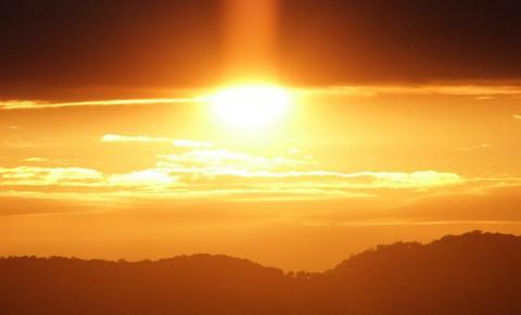 Sol aparece e temperaturas tem ligeira elevação nesta segunda-feira em MS