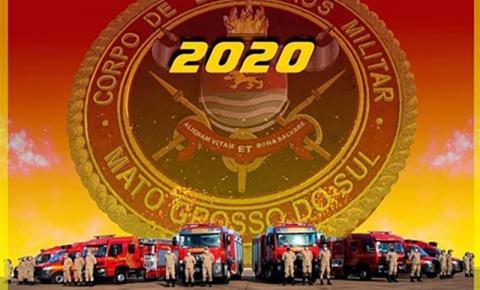 Corpo de Bombeiros de Fátima do Sul inicia a Semana de Prevenção Contra Incêndio, em comemoração ao Dia Nacional do Bombeiro