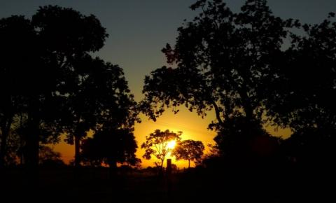Sábado terá predomínio de sol e temperaturas em elevação em MS