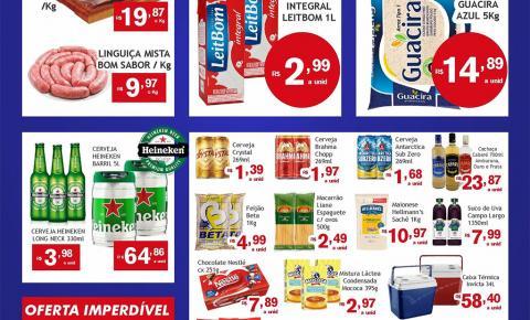 Mercado Julifran está com ofertas especiais na Semana dos Pais em Fátima do Sul